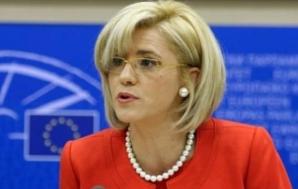 Comisarul european Corina Creţu, în vizită în România