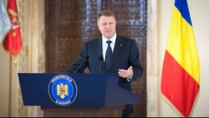 Iohannis: Retorica rusă referitoare la scutul antirachetă este parte a unei strategii de comunicare