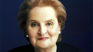 Madeleine Albright, prima femeie secretar de stat, împlineşte 79 de ani