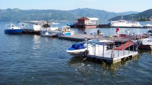 Accident fluvial în Golful Cerna al Dunării