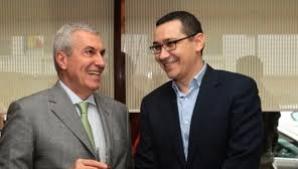Refacerea USL, discutată de Tăriceanu şi Ponta