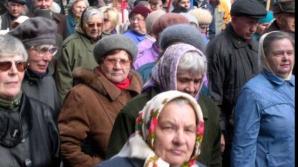 Pensionarii din Rusia