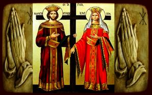 Sărbătoare mare mâine: Sf. Constantin şi Elena. Ce nu ai voie să faci pe 21 mai