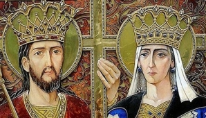 La multi ani Constantin si Elena