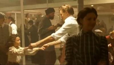 """Cum arată acum fetița care a dansat cu Leonardo DiCaprio în """"Titanic"""". Chipul ei te va fascina"""