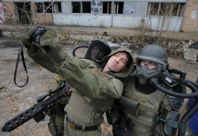 <p>Cel mai sinistru joc. Cum se distreaza rusii în weekend-uri? Dezastrul de la Cernobîl i-a inspirat</p>