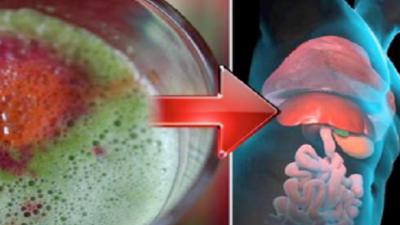 Această băutură naturală îţi curăţă ficatul. Efectele se simt imediat