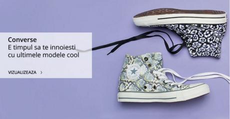 a7b8d14db11 Fashion Days – Reduceri de 50% la tenesii Converse. Care sunt cele mai tari  modele