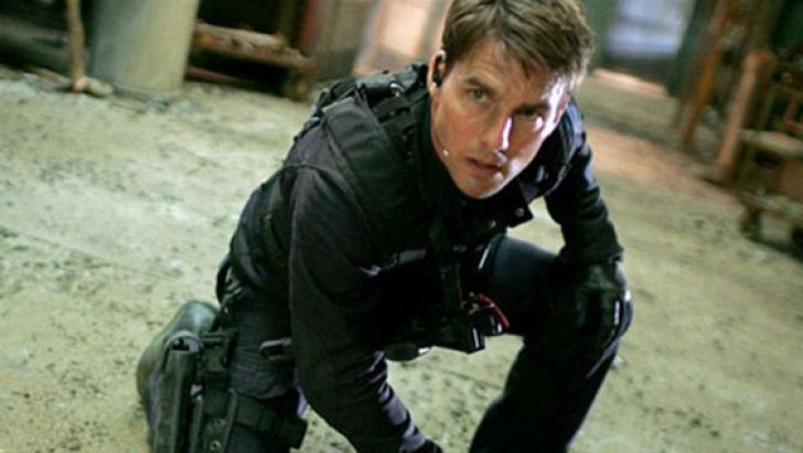 Tom Cruise a fost la un pas de moarte într-o misiune secretă a NASA