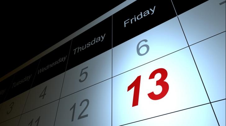 Astăzi este VINERI 13! Ce să nu faci sub nicio formă