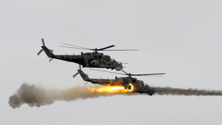 Elicoptere ruseşti