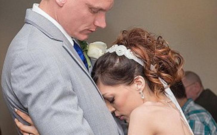 Nunta la care toată lumea a plâns cu lacrimi amare. Motivul e cumplit. Mireasa abia aflase totul