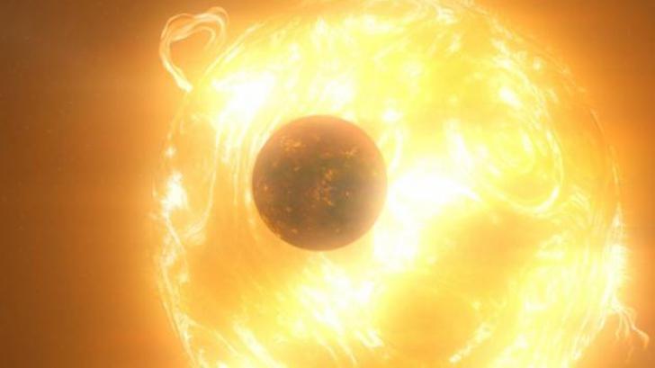 Fenomen astronomic impresionant. Urmăreşte LIVE tranzitul planetei Mercur între Pământ şi Soare