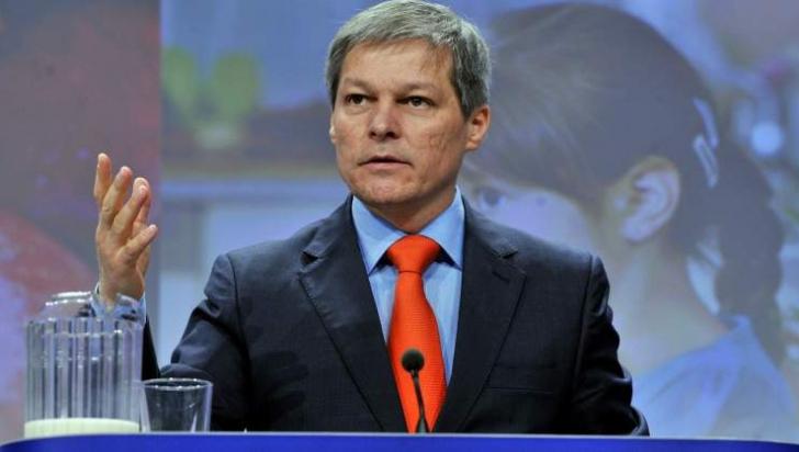 """Dacian Cioloș: """"Sistemul informatic era deficitar. Nu se lucra într-un mod coordonat"""""""
