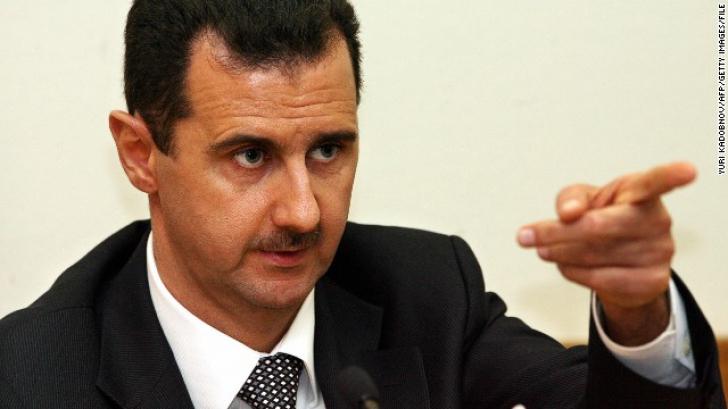 """Ce spune Bashar al-Assad despre victoria în bătălia pentru Alep. """"E un pas uriaș"""""""