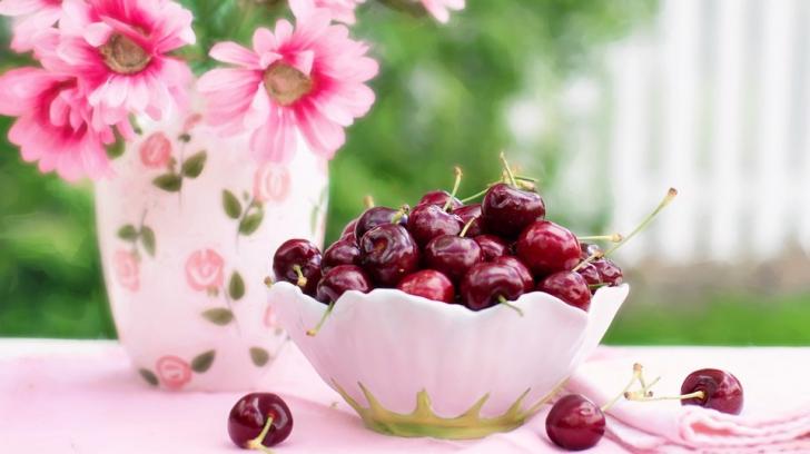 cura slabire cu cirese va pierdere în greutate și wellness