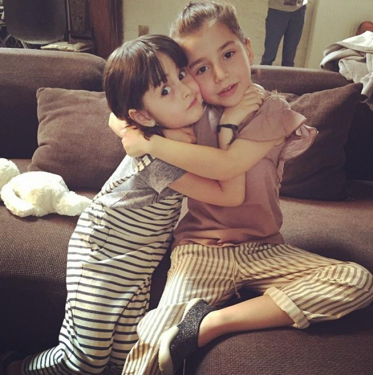 Cum arată cele două fiice ale lui Cristi Chivu. Cele mai noi fotografii cu familia acestuia!