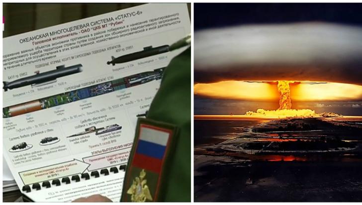 Arma înfricoșătoare pregătită de Rusia. După inaugurarea scutului, ținta ar putea fi România