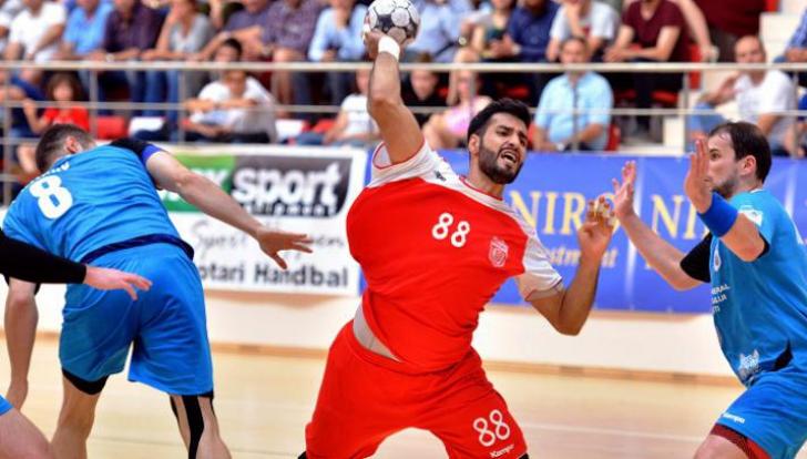 Dinamo, campioană națională după 11 ani la handbal masculin
