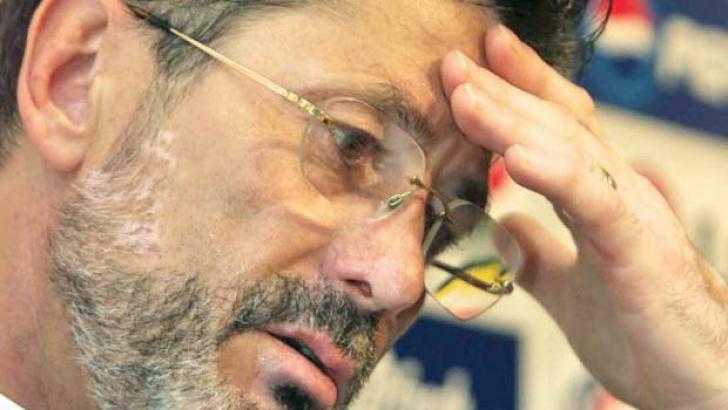 """Cornel Dinu, atac DUR la adresa preşedintelui FRF, Burleanu: """"E un torţionar, un inchizitor"""""""