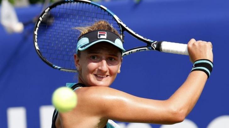 Veşti bune despre Irina Begu: s-a calificat în semifinale