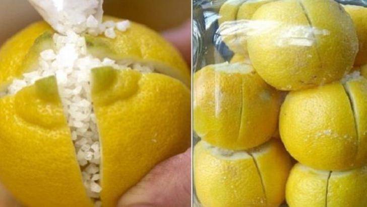 Medicament antic indian - lămâi fermentate: iată de ce trebuie să îl prepari!