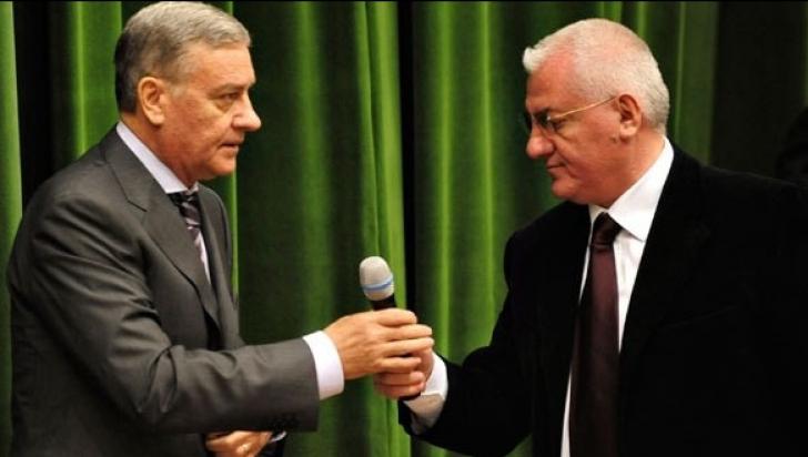 Mircea Sandu şi Mitică Dragomir află miercuri ce pedeapsă vor primi în dosarul dezafilierii Craiovei