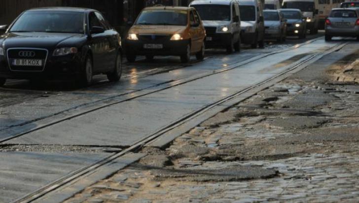 Primăria din Cluj Napoca îi va despăgubi pe şoferii care şi-au distrus maşinile din cauza gropilor