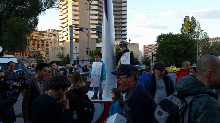 """Protest de stradă, la această oră, în scandalul din Sănătate: """"Haideți să facem ceva!"""" - Foto: REALITATEA.NET"""
