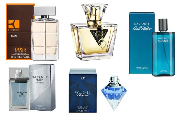Reduceri la parfumuri. Prețuri și cu 70% mai mici pe Elefant.ro