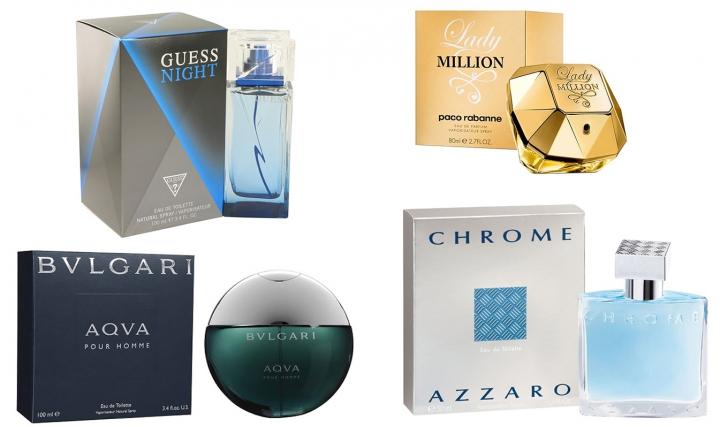 Reduceri parfumuri Elefant.ro până la 70%. Plus reducere de 50 de lei la orice comandă