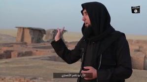 Ameninţări ISIS