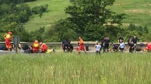 Accidentul din Braşov. 19 copii au fost externaţi