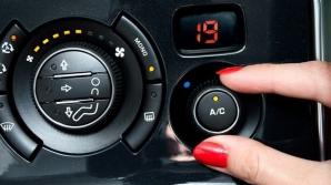 De ce să NU porneşti aerul condiţionat imediat după ce urci în maşină