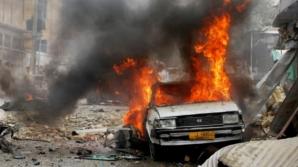 Atentat cu maşină capcană: 4 morţi, 14 răniţi