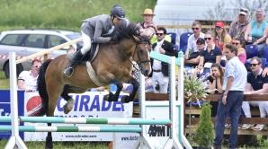 Calarie la Transylvania Horse Show
