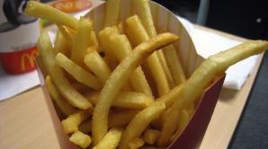 Din ce sunt făcuți cartofii prăjiţi de la McDonald's. Conțin nu mai puțin de 19 ingrediente