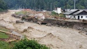 COD ROŞU de inundaţii pe râul Bârzava