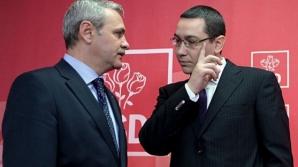 Liviu Dragnea dă de pământ cu Victor Ponta! I-a declarat RĂZBOI pe față