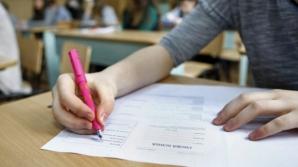 EVALUAREA NAŢIONALĂ începe luni. Prima probă: Limba Română. Model subiecte