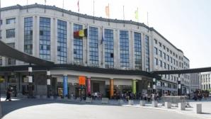 Alertă la Bruxelles. Gara centrală, evacuată din motive de securitate