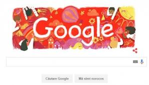 Ziua Copilului 2016. Google aniversează Ziua Copilului cu un Doodle special