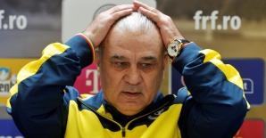 Anghel Iordănescu nu îşi demisia