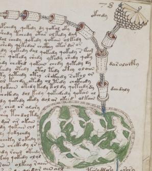 Cel mai bizar document descoperit vreodată! A fost lăsat omenirii de către o rasă extraterestră?