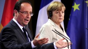 Merkel si Hollande