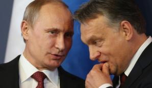 Viktor Orban şi Putin
