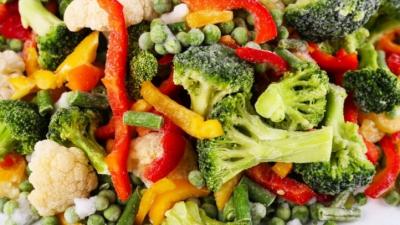 Adevărul despre legumele congelate din supermarketuri. Mai mănânci vreodată?