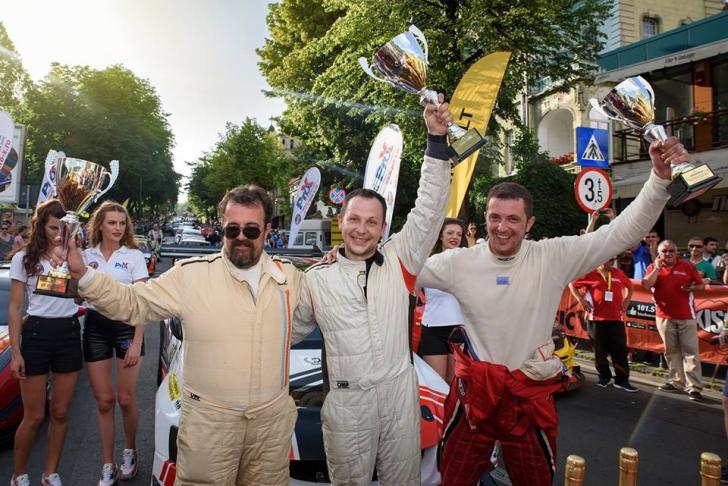 Bogdan Cuzma a câștigat Marele Premiu al Brașovului la viteză în coastă