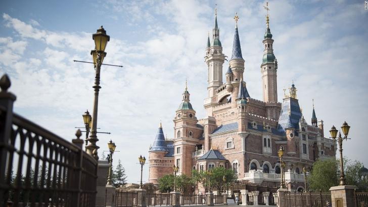 Disneyland Paris - Imagine de arhivă