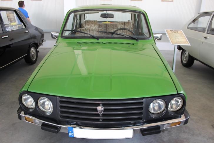 Acestea sunt masinile DACIA pe care Ceausescu le-a tinut SECRETE. S-a deschis un muzeu cu ele